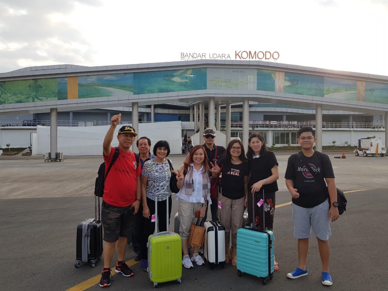 Airport Labuhan Bajo
