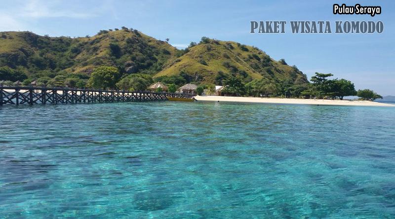 pulau Seraya Labuhan Bajo