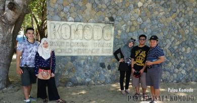 Paket Wisata Komodo 4 hari