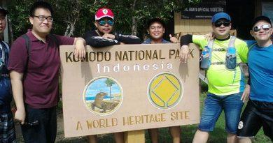 Wisata Pulau Komodo 2 hari