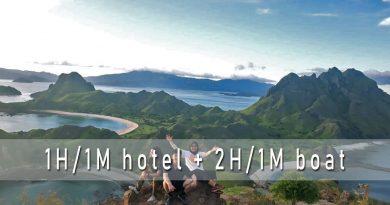 Paket Tour Pulau Komodo 3 hari