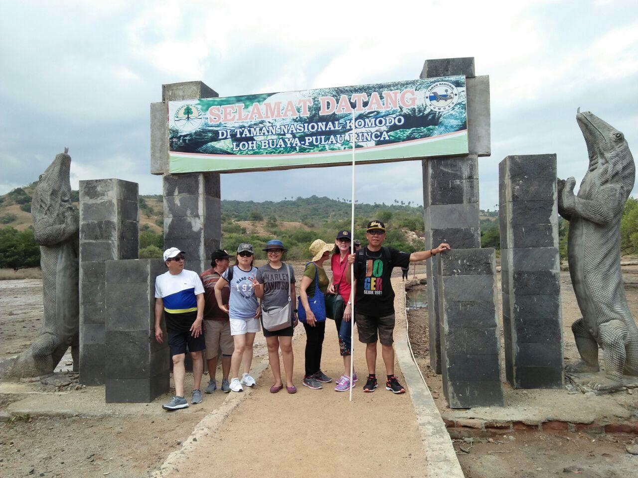 wisata pulau rinca