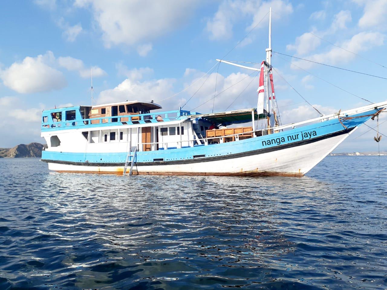 Boat Wisata Komodo murah
