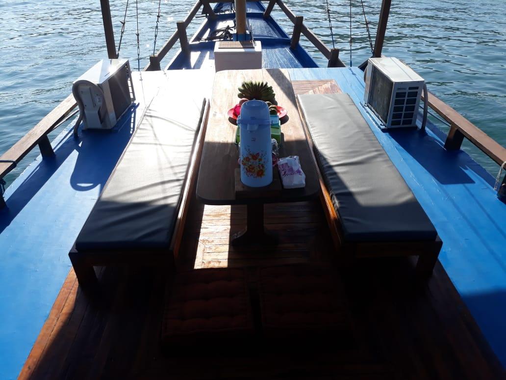 Cabin Boat 3