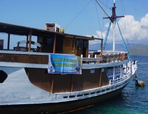 Private boat Komodo