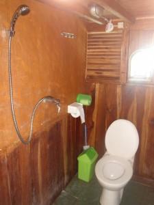 Toilet di boat