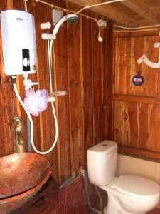 Kondisi Kamar mandi