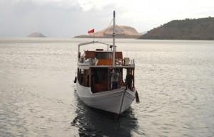 Boat Cabin dengan AC