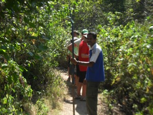 Soft trekking mencari Komodo