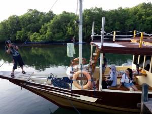 Boat Komodo