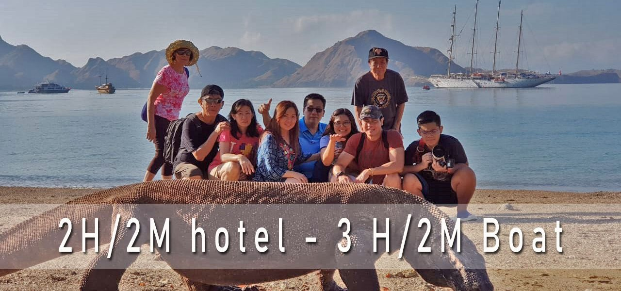 Wisata Komodo 5 hari