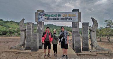 Tour Pulau Komodo Rinca
